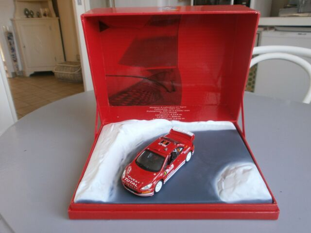 Peugeot 307 wrc norev 1/43