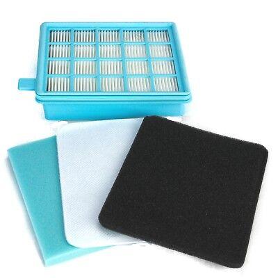 Filter Ersatz für Philips FC 8058//01 PowerPro Compact Active Replacement Kit