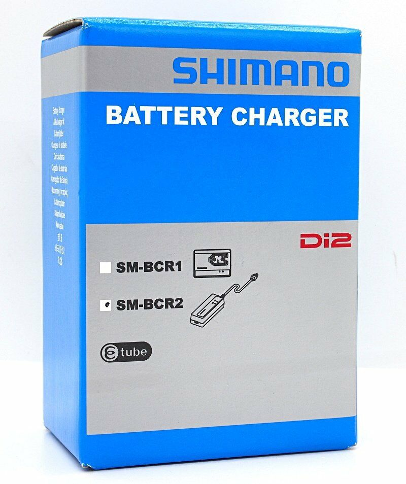 Shimano Di2 SM-BCR2 Internal Battery Charger  PC Link, New In Box