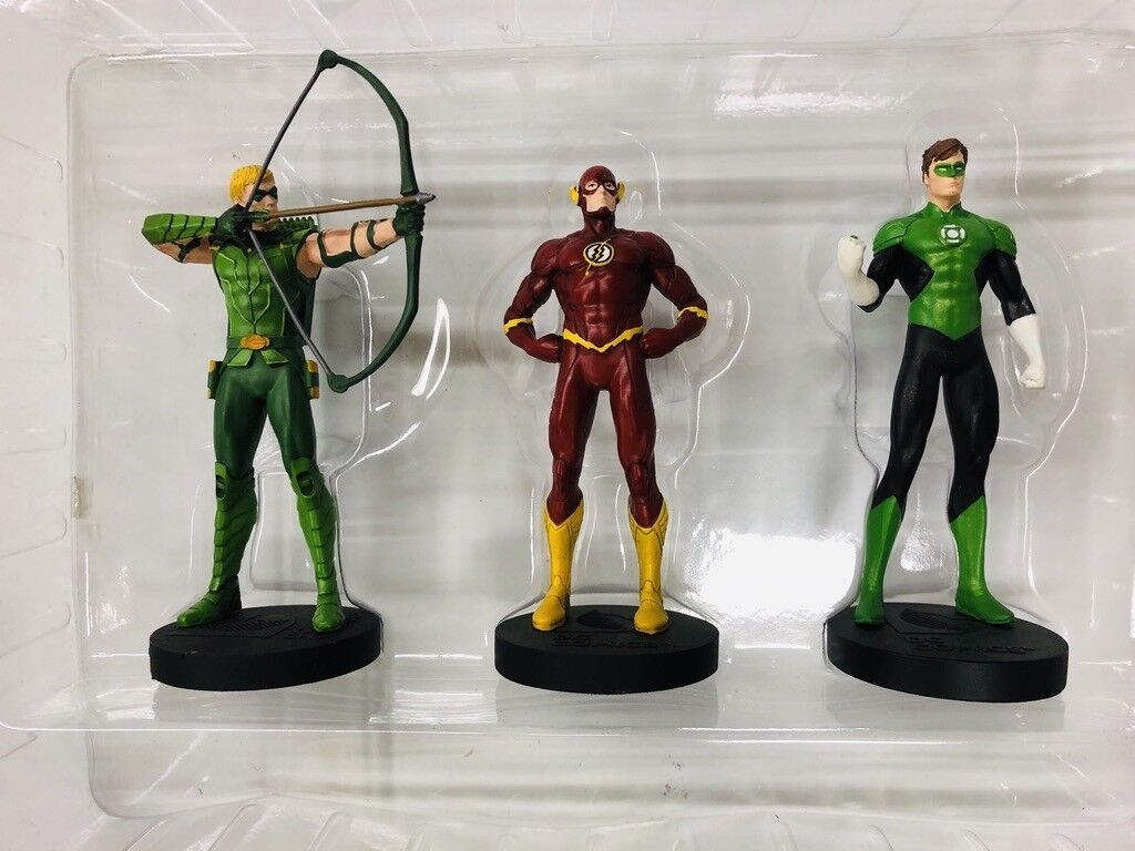 Grün arrow flash Grün Grün Grün lantern eaglemoss masterpiece collection boit magasine 61dd13