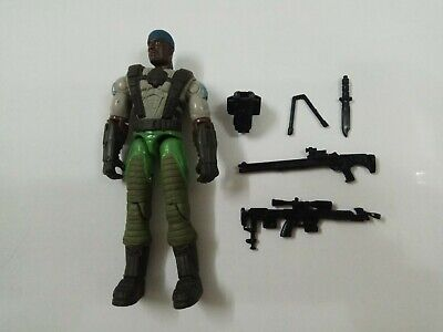 """3.75/"""" Gi Joe Storm Shadow with Accessorie  Rare Action Figure #003"""