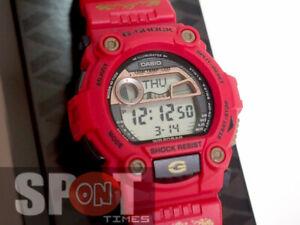fc5838dbad Casio G-Shock SHICHI-FUKU-JIN Series Limited Men s Watch G-7900SLG-4 ...