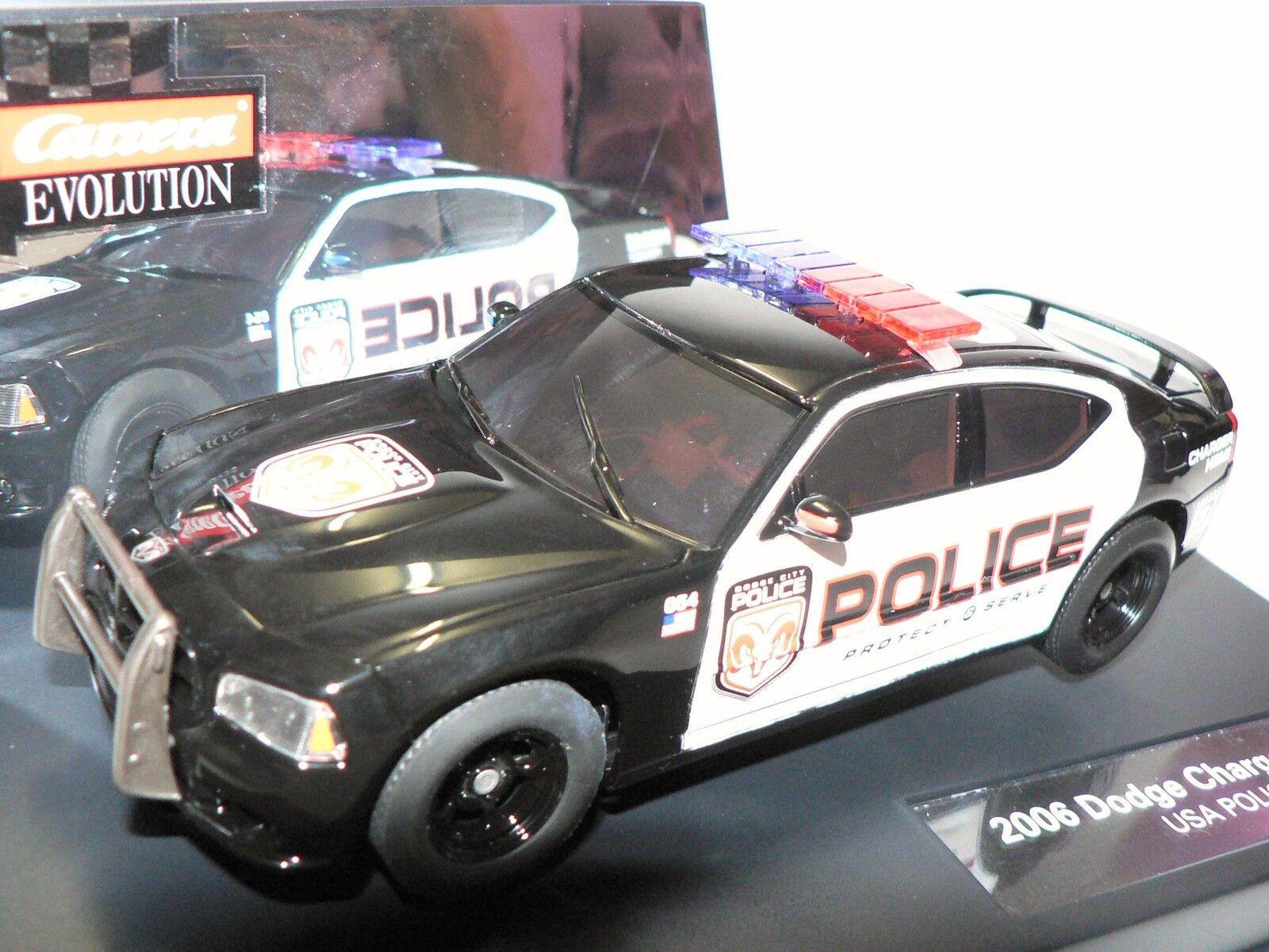 compra meglio autorera Evolution 27252 Dodge Charger 2006 Srt 8 8 8 USA polizia Nuovo  comprare sconti
