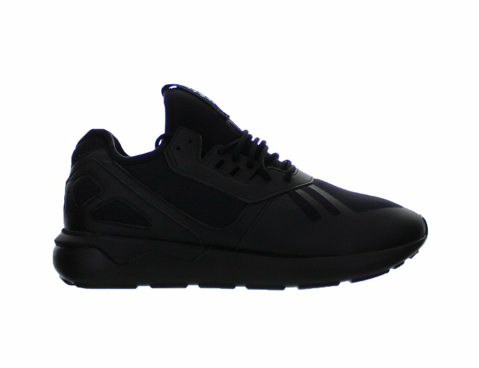 Men Adidas Tubular Runner Triple Noir Q16465