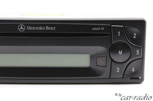 Original Mercedes Sound 30 CD BE4633 Becker Autoradio A4148200286 06 Radio 1-DIN