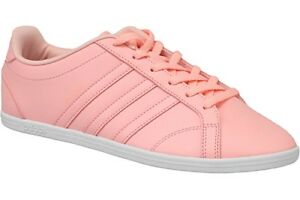 innovative design 4f578 30ab8 adidas VS Coneo QT W B74554 Damen SCHUHE SPORTSCHUHE rosa. Über dieses  Produkt. Stockfoto Bild 1 von 1. Stockfoto