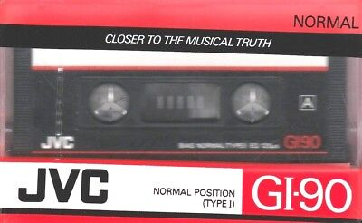 DENON DX3 90 NORMAL POSITION TYPE I BLANK AUDIO CASSETTE JAPAN 1988