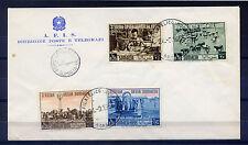 Somalia AFIS, 1954, 3.a Fiera della Somalia, FDC
