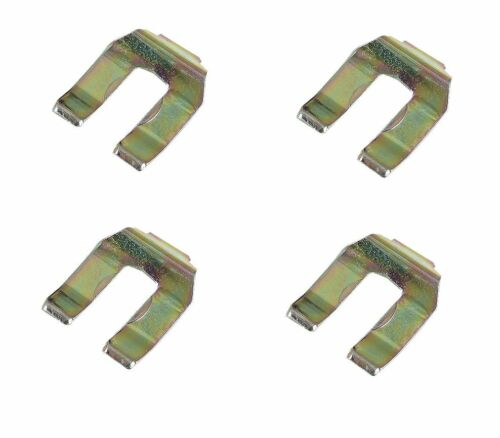 Set of 4 For VW Thing Beetle FTE 4 Front Brake Hose Clips 71 77 78 New Brand