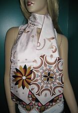 ~Only 1! New w Tags in Gift Box Auth EMILIO PUCCI scarf or belt long Silk Wool