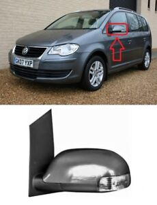 NEW-VW-TOURAN-2003-2010-OUTSIDE-WING-MIRROR-ELECTRIC-INDICATOR-LEFT-N-S-LHD