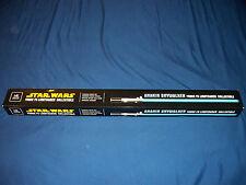 Master Replicas Star Wars Anakin Skywalker Force FX Lightsaber - New