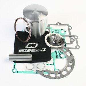 Wiseco Suzuki  LT250R LT 250R 250 Quad Racer Piston Kit 69mm 2mm Overbore 1987