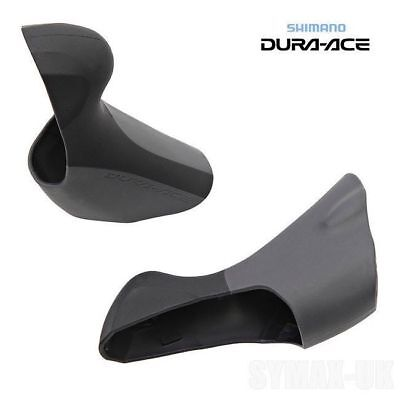Dura ace ST-9001 bracket covers pair SHIMANO cover gear handlebar