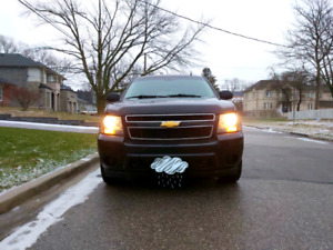 2012 CHEVROLET TAHOE LS 4X4 3RD ROW WINTER READY!