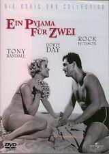 DVD EIN PYJAMA FÜR ZWEI # Doris Day, Rock Hudson ++NEU