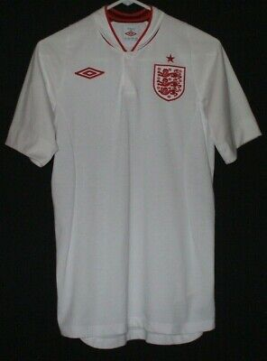 low priced 7b444 55c2f Umbro Three Lions England National Team Jersey Size 36 (S) Soccer Football  | eBay