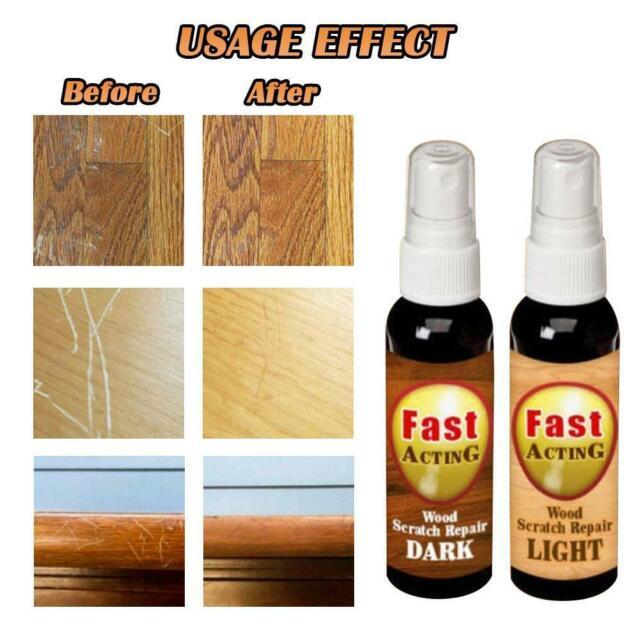 2pcs Fix It Wood Scratch Repair Spray