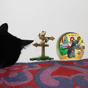 Mouse-Hole-Wall-decals-Removable-sticker-kids-DIY-art-nursery-Corner-decor-BD