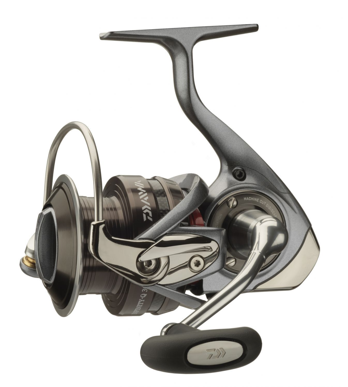 Daiwa Infinity q 2500a frontbremsrolle spinnrolle mag sealed trucha marina Hecht