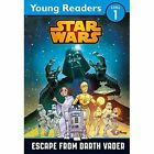 Star Wars: Escape From Darth Vader: Star Wars Saga Reader by Lucasfilm Ltd (Paperback, 2015)
