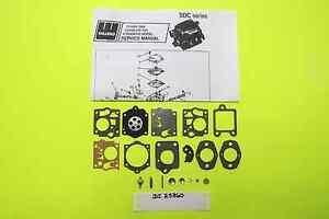 Homelite XL700 XL800 XL850 XL900 XL901 SDC9 Carburetor  Kit K10-SDC New
