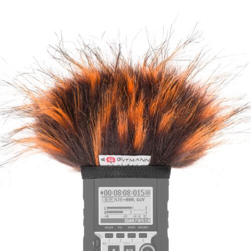 Gutmann Mikrofon Windschutz für ZOOM H5 Sondermodell FIRE limitiert