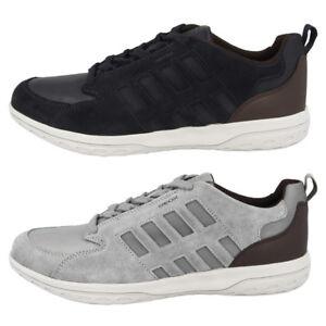 para Shoes Leisure U U824aa02285c Geox Mansel Sneaker A hombre Low Shoes 6wtwXpq