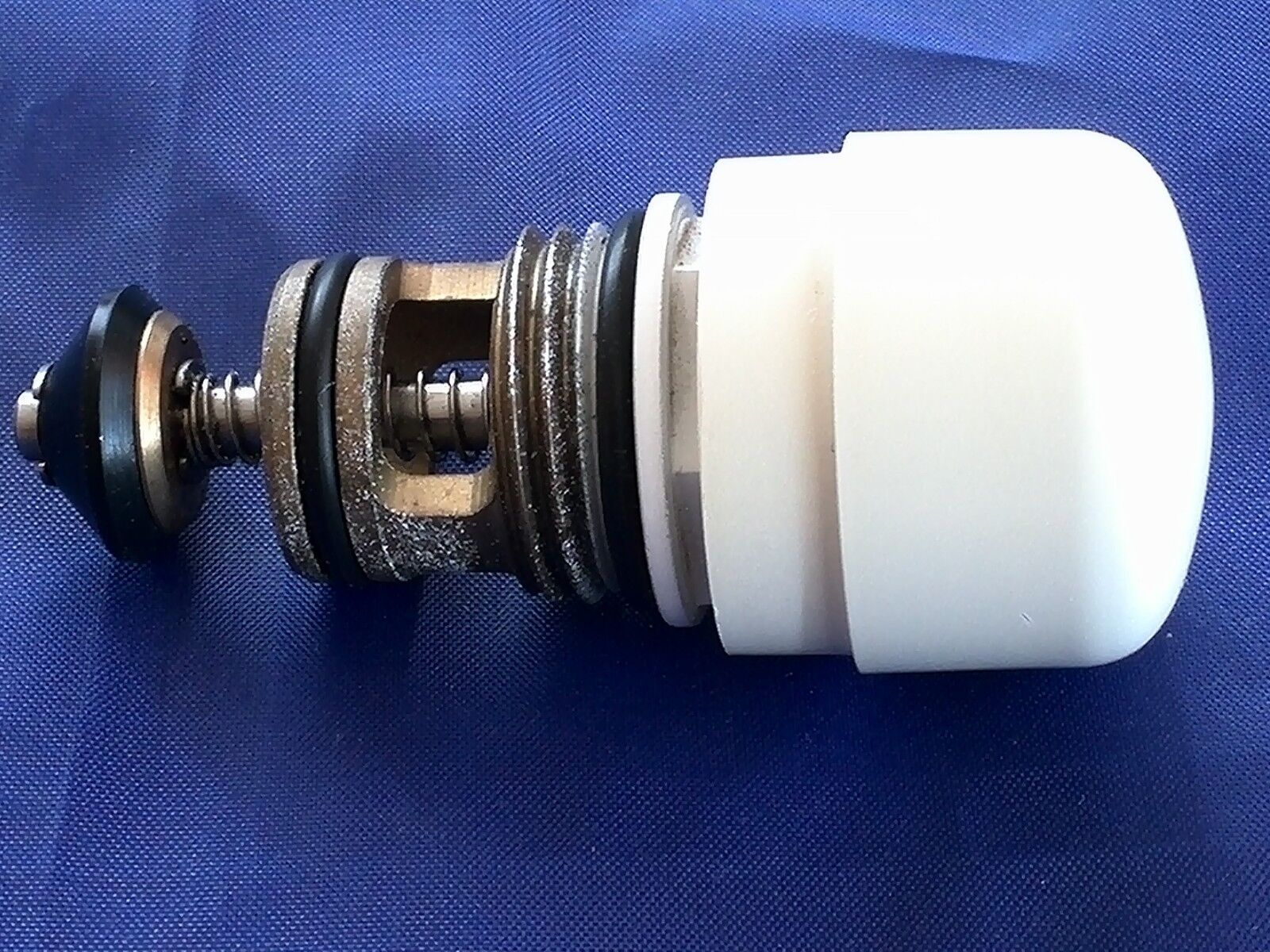 HANSA Zugknopf-Umstellung für Brausearmatur und Wannenarmatur - Aufputz weiß | Schönes Aussehen  | Vollständige Spezifikation  | New Products  | Fein Verarbeitet