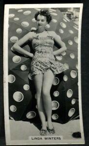 Tobacco-Card-Ardath-PHOTOCARDS-FILM-ETC-GROUP-M-Standard-1939-Linda-Winters