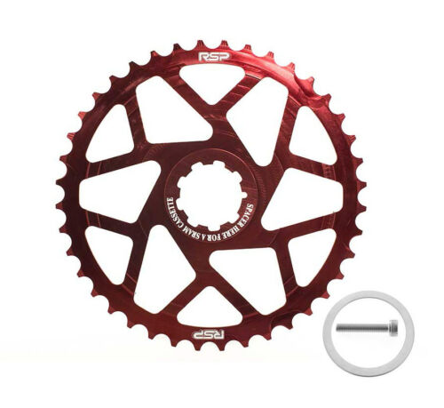 RSP Range Extender Cog Sprocket Red 42T