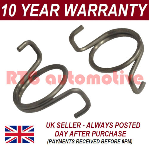 FOR LAND ROVER DISCOVERY MK1 DOOR LOCK REPAIR SPRINGS SET 2 FRONT OR REAR L//R