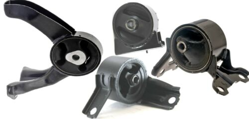 4pc Motor Mounts fit FWD 2007-2017 Jeep Patriot AUTO MANUAL Trans 2.0L 2.4L