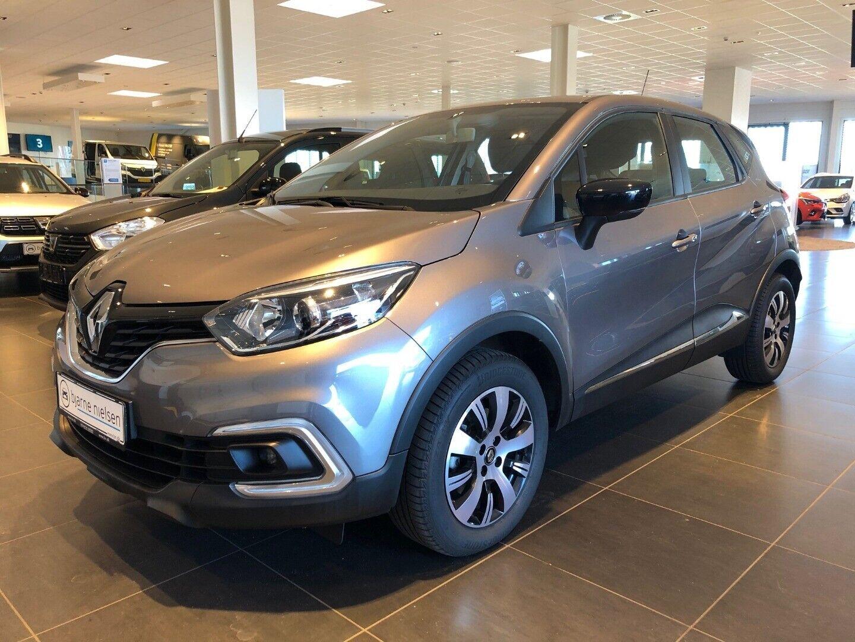 Renault Captur 1,5 dCi 90 Zen EDC