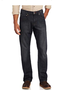 Lee Men/'s Modern Series Relaxed Fit Bootcut Active Comfort Stretch Jeans