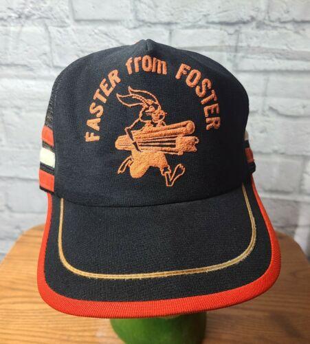 Vintage Trucker Hat Snapback 3 Stripe Mesh Bubble