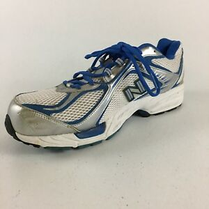 c4a75bc602 Details about Amputee Shoe Right Foot Mens US Size 15 D New Balance 913  Sneaker White Blue