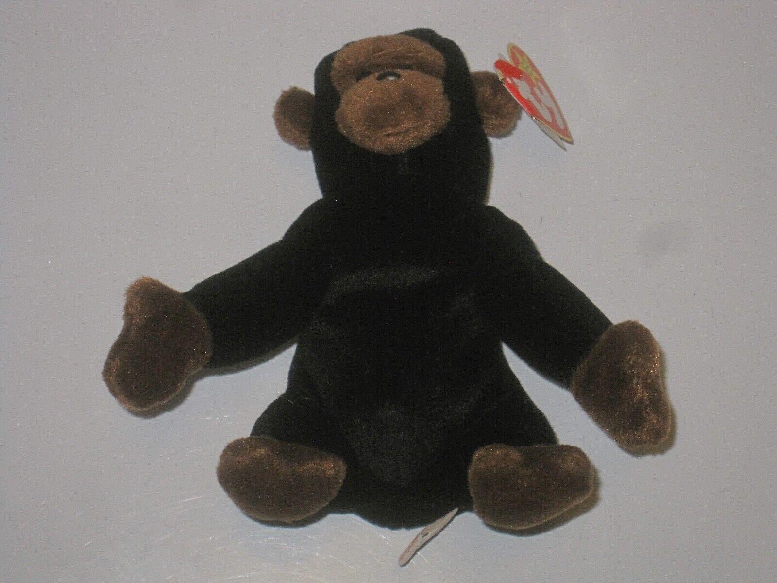 Ty Beanie Baby Congo P E Pellets Pellets Pellets 1996 ea47ce