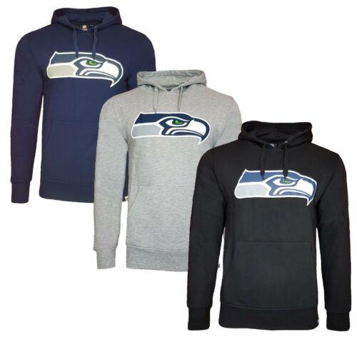 NFL Seattle Seahawks Hoodie Mens S M L Hooded Top Official Team Apparel