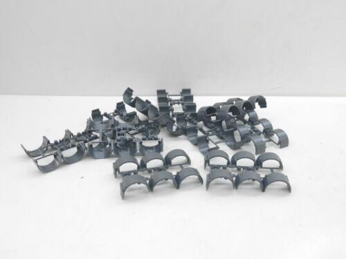 pesados ZM negro//gris para transformación construiste 1:87 Herpa em1026 10x guardabarros
