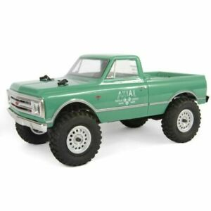 Axial AXI00001T1 1/24 Scale 4WD Chevrolet Truck Brushed RTR