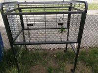 cage sur roulettes pour lapin cochon d'inde furet ou portée Shawinigan Mauricie Preview