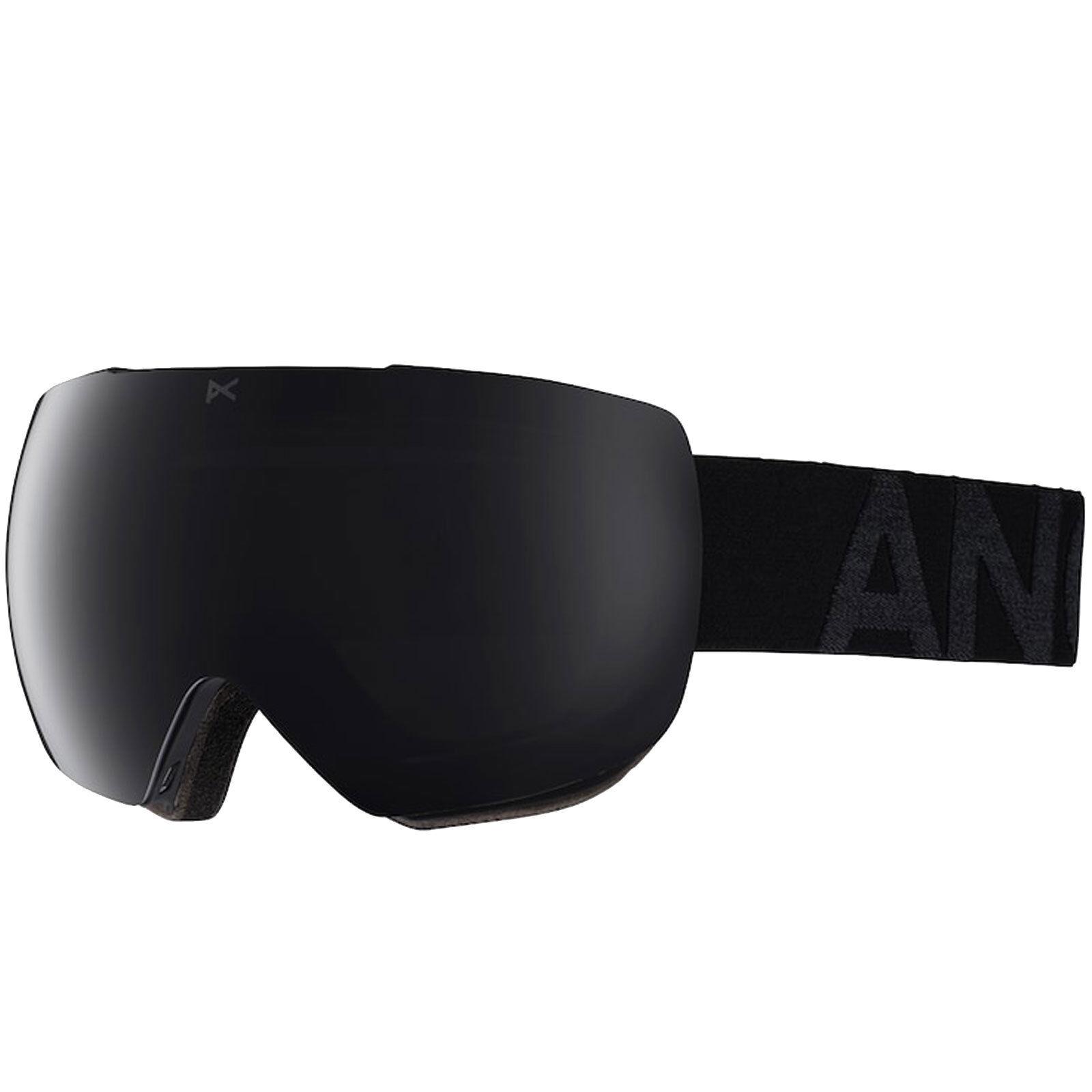 ANON MIG MIG ANON MFI Goggle + passamontagna uomo-Snowboard Occhiali da Sci, Neve Occhiali Nuovo 7bad2b