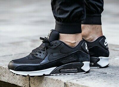 Nike Air Max 90 Essential Mens Trainer Mens Shoes Sneakers 537384 077 NEW | eBay