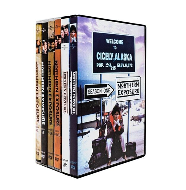 Northern Exposure The Complete Series seasons 1-6 (DVD 2007 26-Disc Set) USA