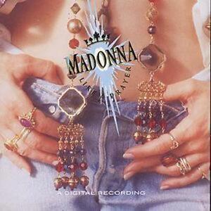 NEW-CD-Album-Madonna-Like-a-Prayer-Mini-LP-Style-Card-Case