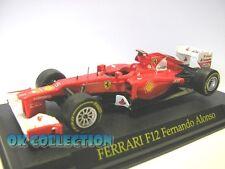 1:43 F1 - FERRARI F12 FERNANDO ALONSO (new 2)