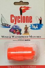 Cyclone Camping Storm Proof Wind & Waterproof Matches Emergency Survival Lighter