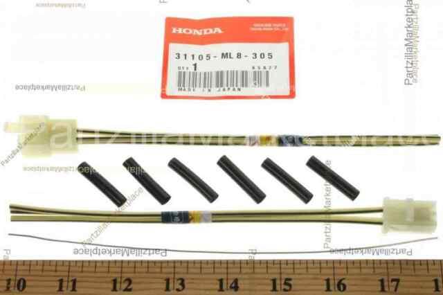 84-87 Honda GL1200 GL 1200 Goldwing Alternator Connector Repair Kit