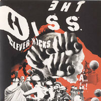 """THE HISS - Clever Kicks - 2003 UK limited edition 2-track 7"""" single o BLUE VINYL"""